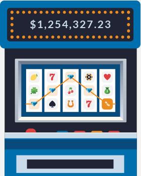 Các thành phần trong trò chơi slot game